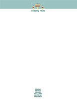 Gift & Party Store 13 Letterhead